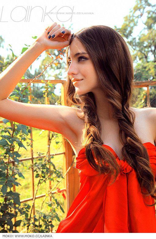 hair style, enjoy sunshine girl