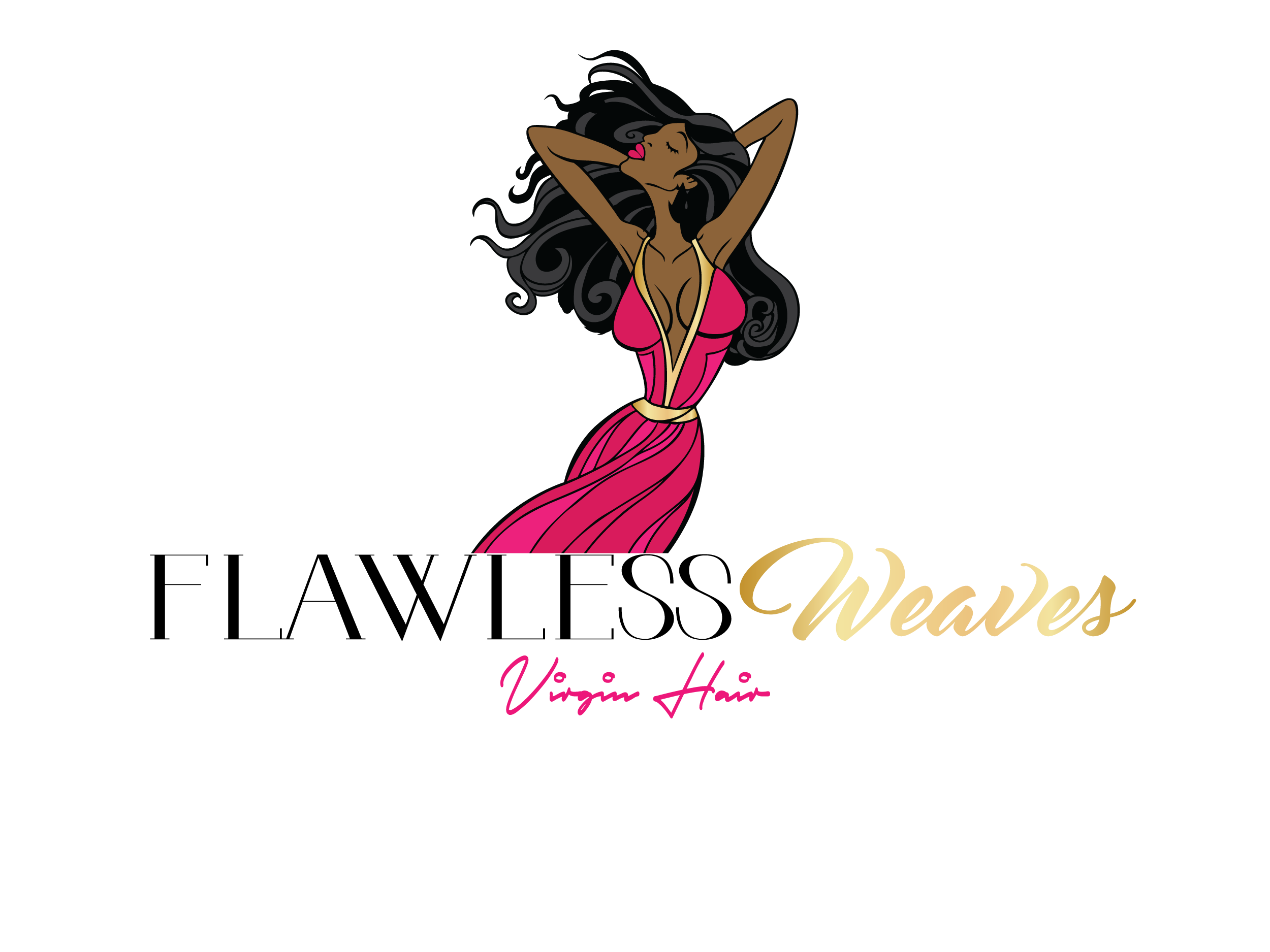 based logo flawless weaves