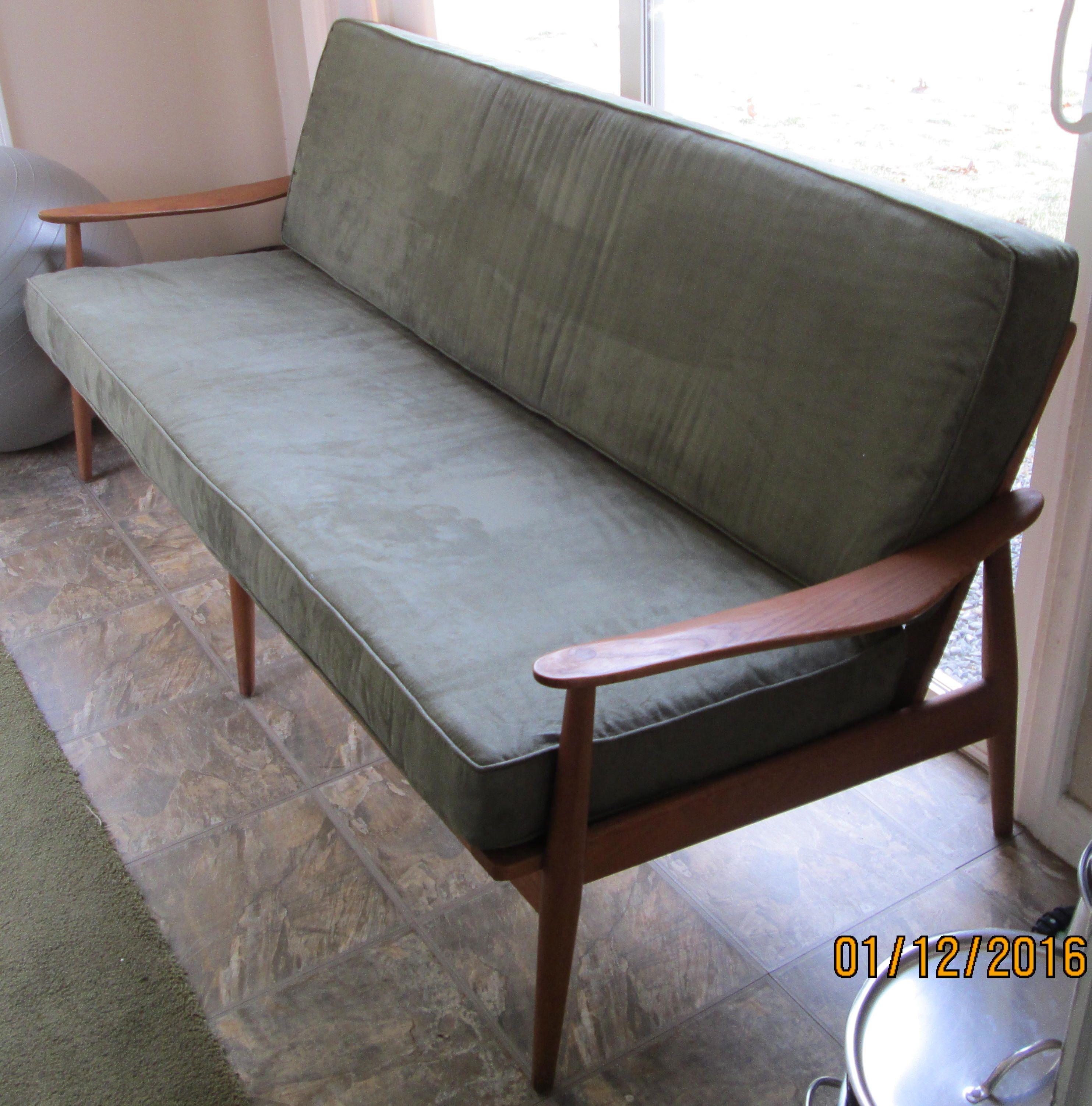 Nice Foam Sofa Magnificent