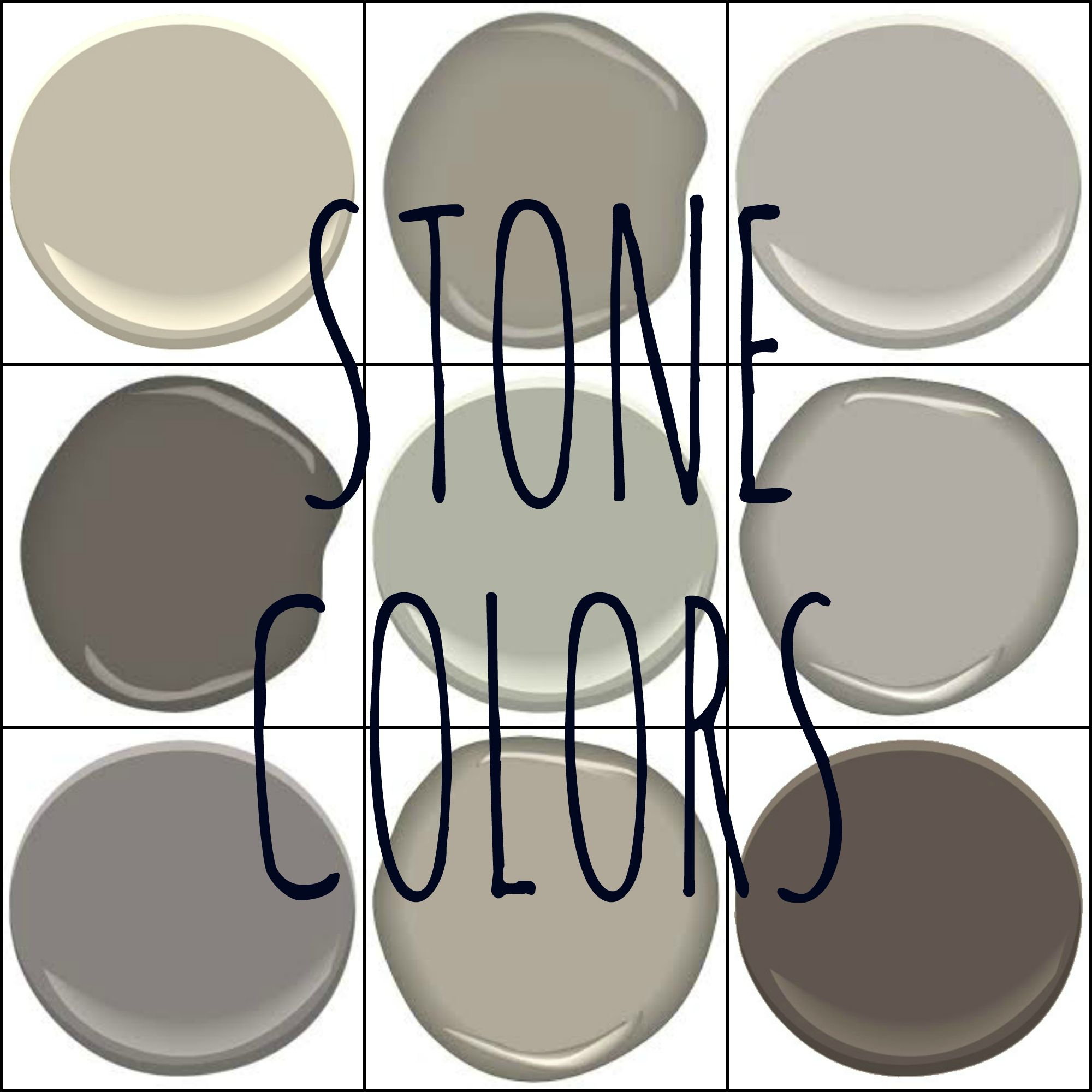 78 Best Boysen Closest Color Match Images On Pinterest: Inspirational Colors That Complement Gray