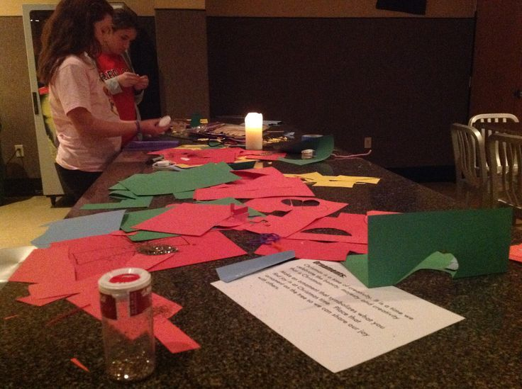 Advent Prayer Stations - these are great prayer stations for youth -- or an intergenerational event with a bit of tweaking.