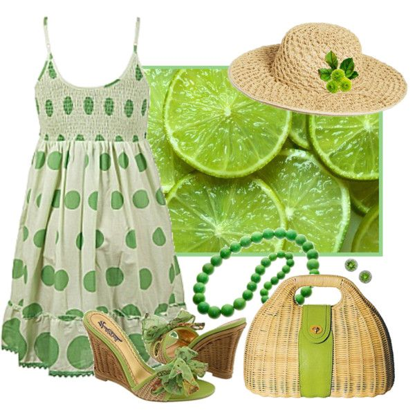"""""""Green"""" by smylin on Polyvore"""