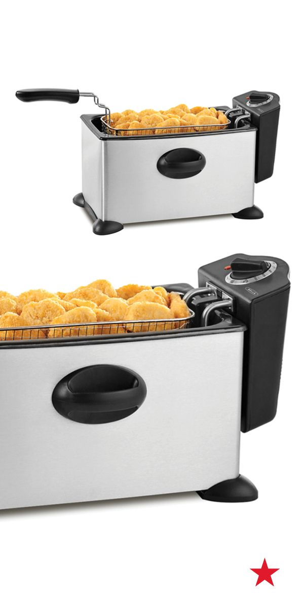 13401 3.5L Stainless Steel Deep Fryer Cooking tools