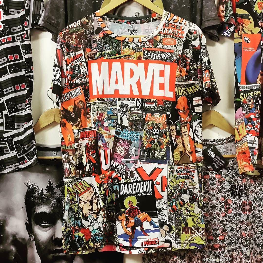 2f5aae08fd #NuevosModelos #marvel #comics #remeras #fullprint en @irarte y  www.estampado.com.ar