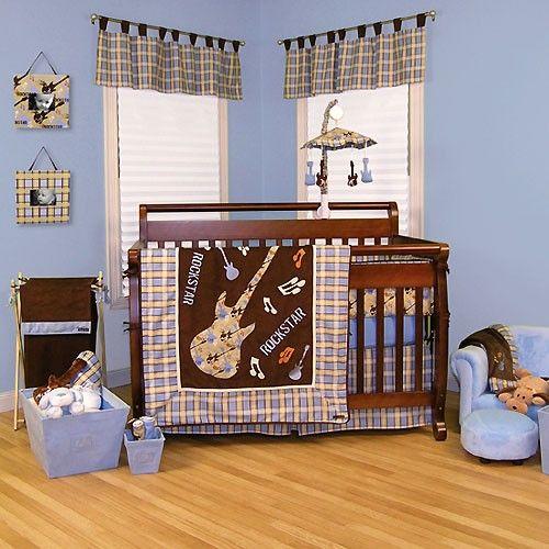 Rockstar Baby Crib Bedding Baby Bedding Sets Crib