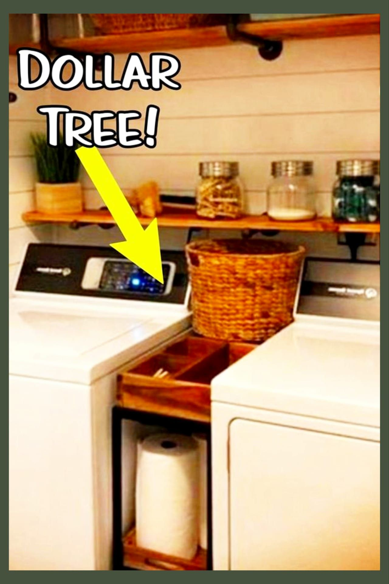 Small Laundry Room Ideas Space Saving Ideas For Tiny Laundry Rooms Creative And Simple Diy Small Laundry Rooms Small Laundry Room Organization Tiny Laundry Rooms