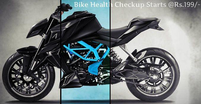 Doorstep Bike Health Checkup Starts Rs 199 In Gurgaon Haryana