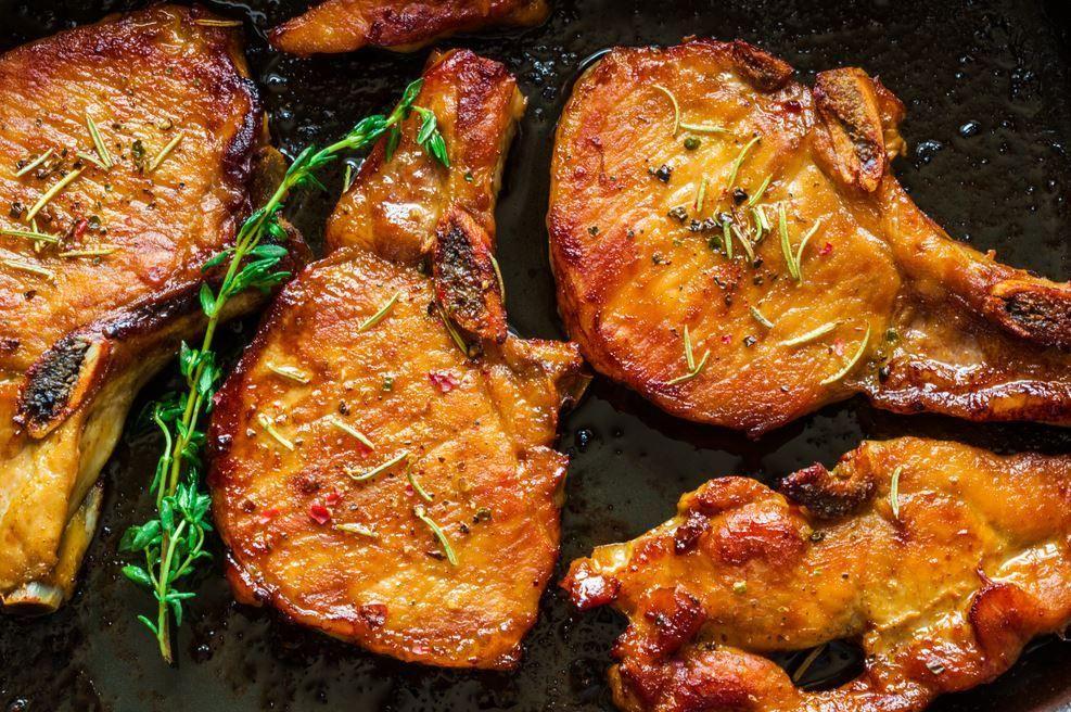 Épinglé sur Côtelettes de porc
