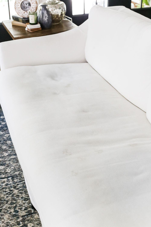 Ikea Farlov Sofa How It S Holding Up 8 Months Later Farmhouse