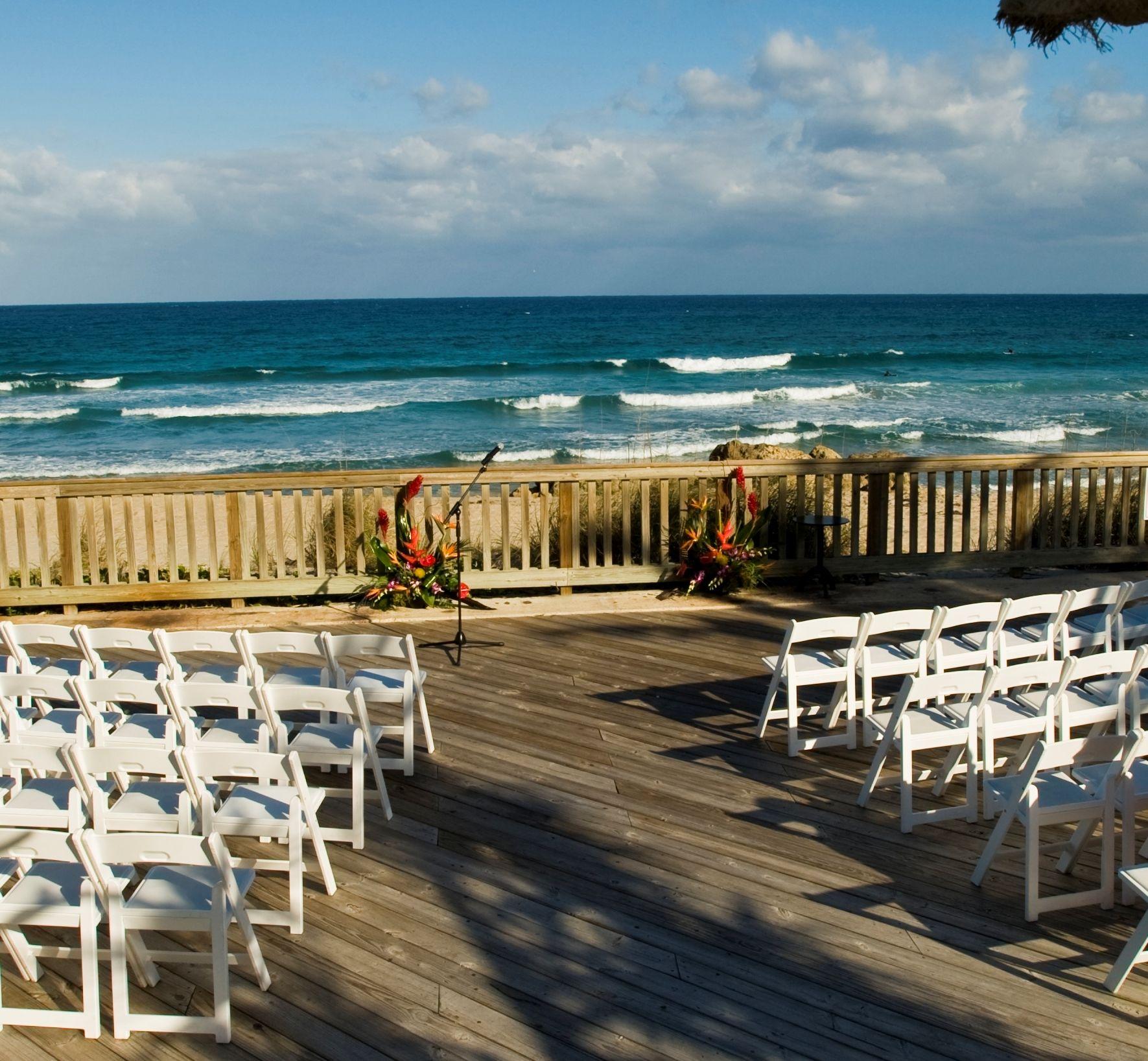 9th Street Boardwalk Wedding Ceremony Site, Deerfield Beach Florida ...