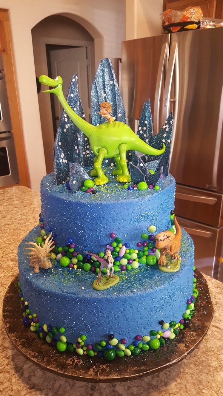 Good Dinosaur Cake Dinosaur Birthday Cakes Dino Birthday Cake