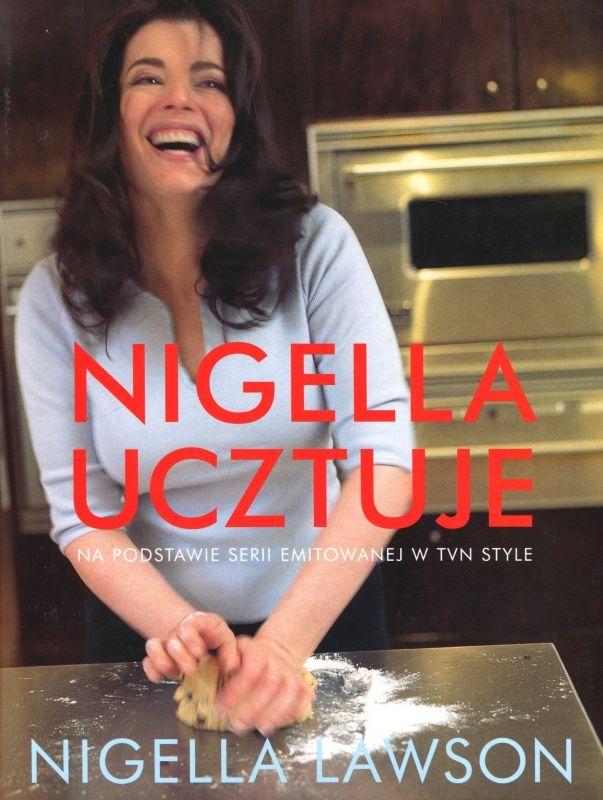 Okładka - Nigella ucztuje