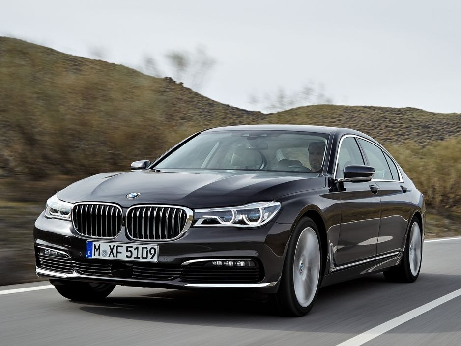 Lovely Bmw 735i 2015