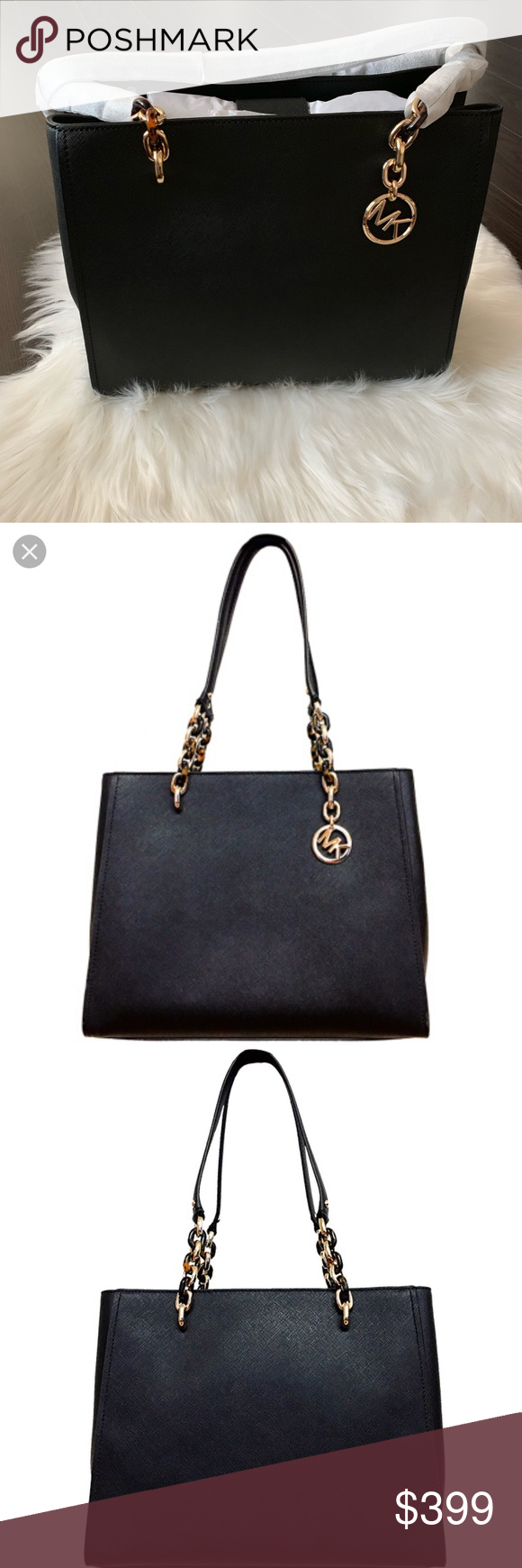 f79568bcb79d 🚨PRICE DROP🚨Michael Kors Sofia Large Tote ABSOLUTELY GORGEOUS! Michael  Kors Sofia Large