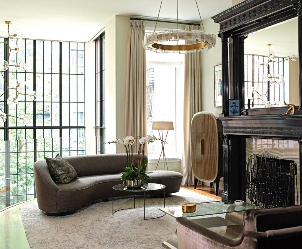 Top 10 Nyc Interior Designers Love This Design By Bella Mancini