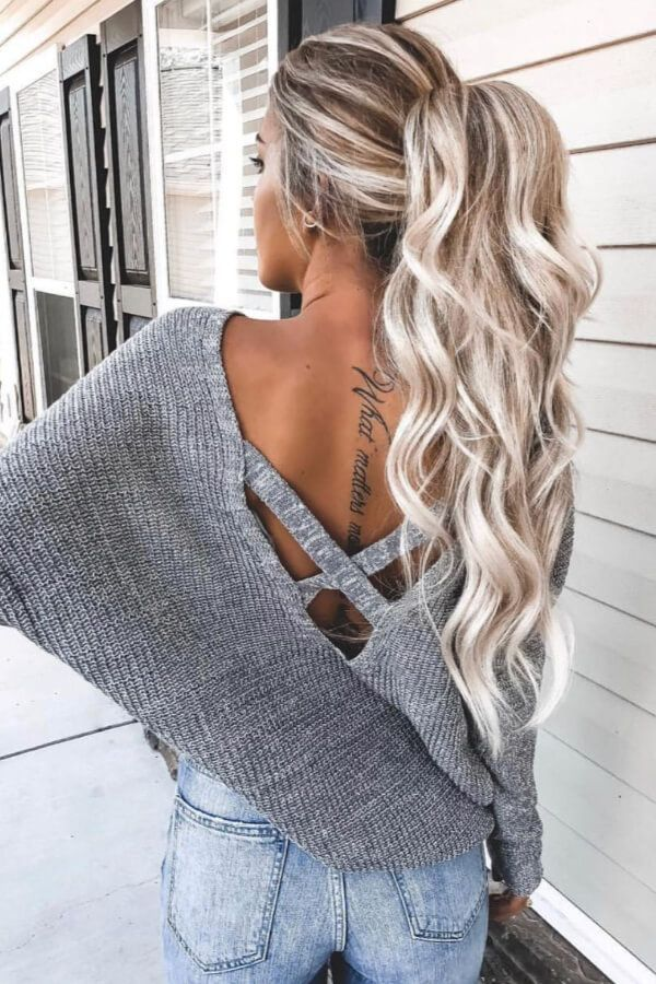 50+ Amazingly Popular Hairstyles And Haircuts This Winter #hair