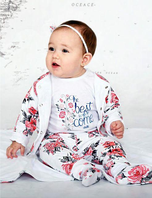 f7b49e2ab Ropa para bebés primavera verano 2018. Moda bebés verano 2018 ...