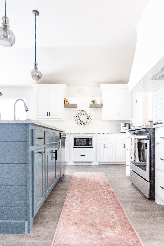 home kitchen interiordesign rugrunner