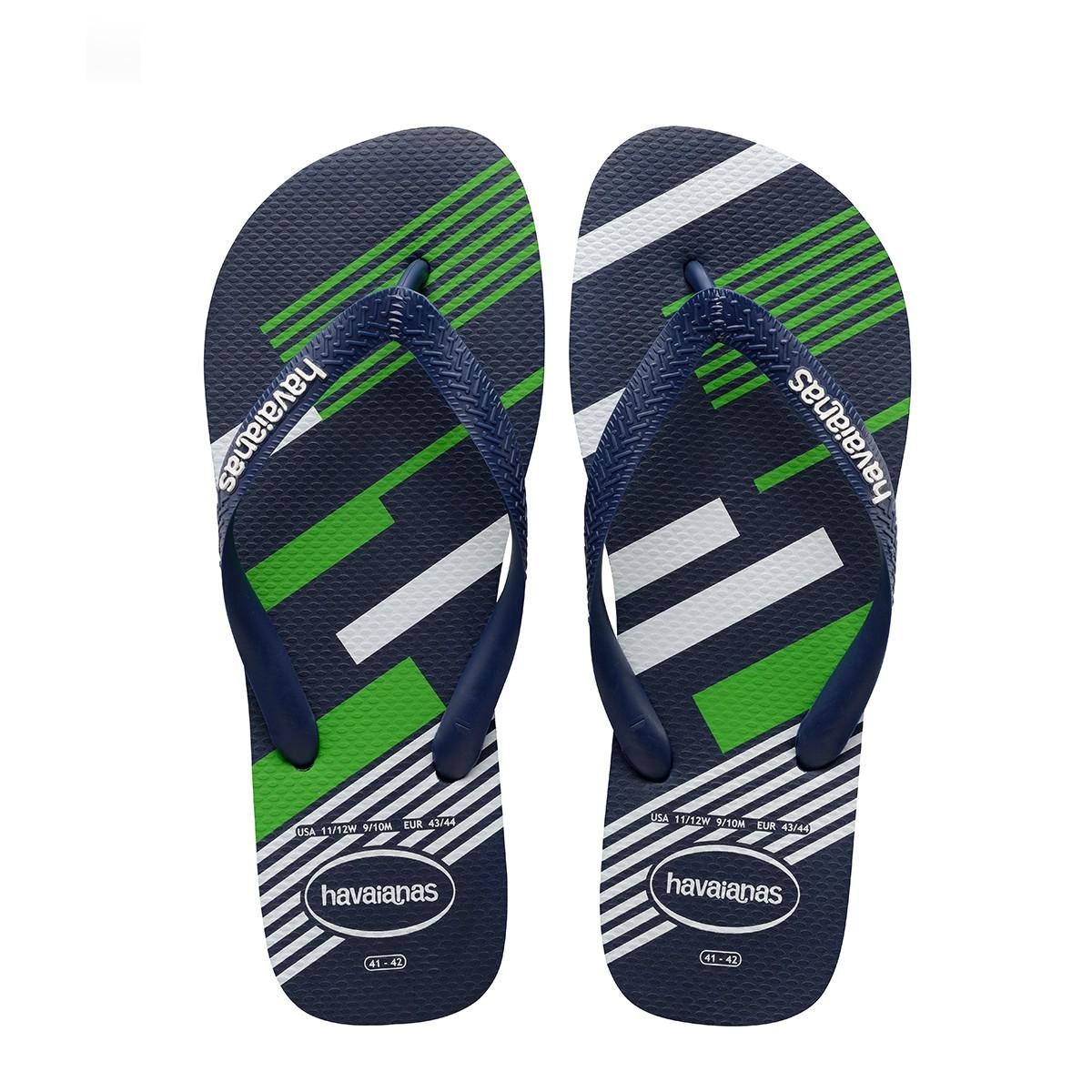 ab6ffb904 HAVAIANAS TOP TREND SANDAL NAVY BLUE WHITE.  havaianas  shoes ...