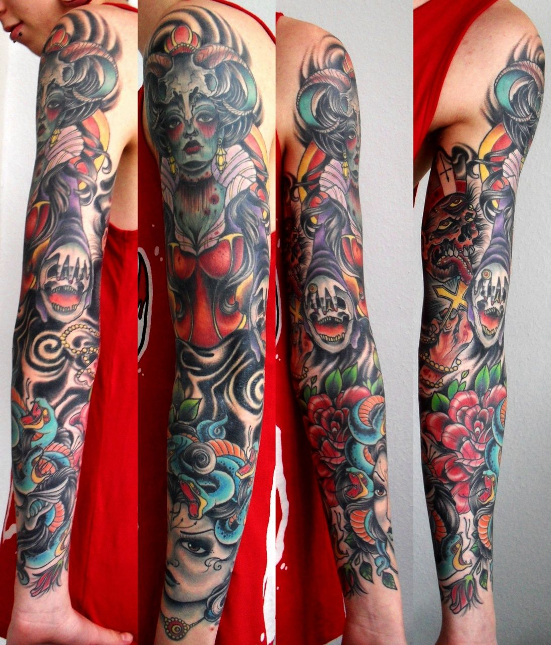 Tattoo shading background ideas the for Shading background tattoo