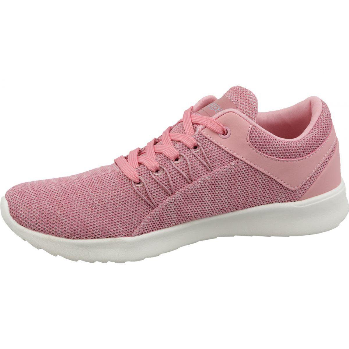 Buty Kappa Snazzy Ii W 242634 2143 Rozowe Adidas Tubular Sneakers Shoes