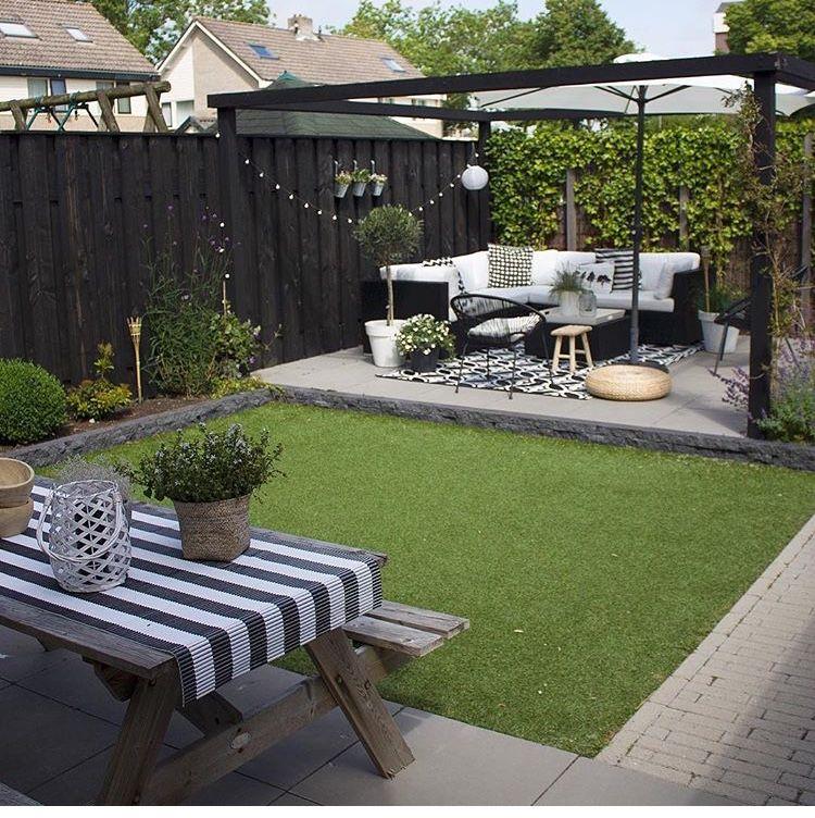 Kitchen Garden Ideas Uk: Garten, Loungeecke Garten Und