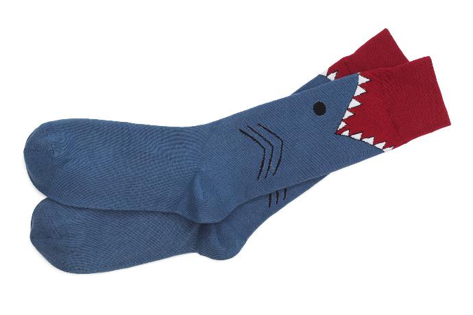 Shark #Socks