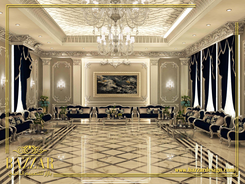 تصميم مجالس رجال بازار للتصميم الداخلى والديكور Home Building Design Luxury Mansions Interior Luxury Ceiling Design