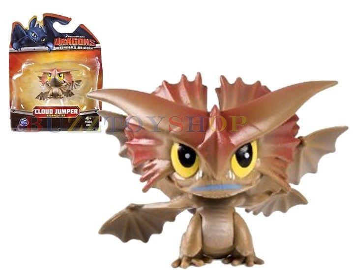 Dreamworks Dragons Defenders Of Berk Cloud Jumper Storm Cutter 2 Action Figure Dragon Defender Dreamworks Dragons Mini Dragon