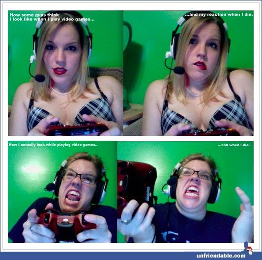 girl gamers looking for guys
