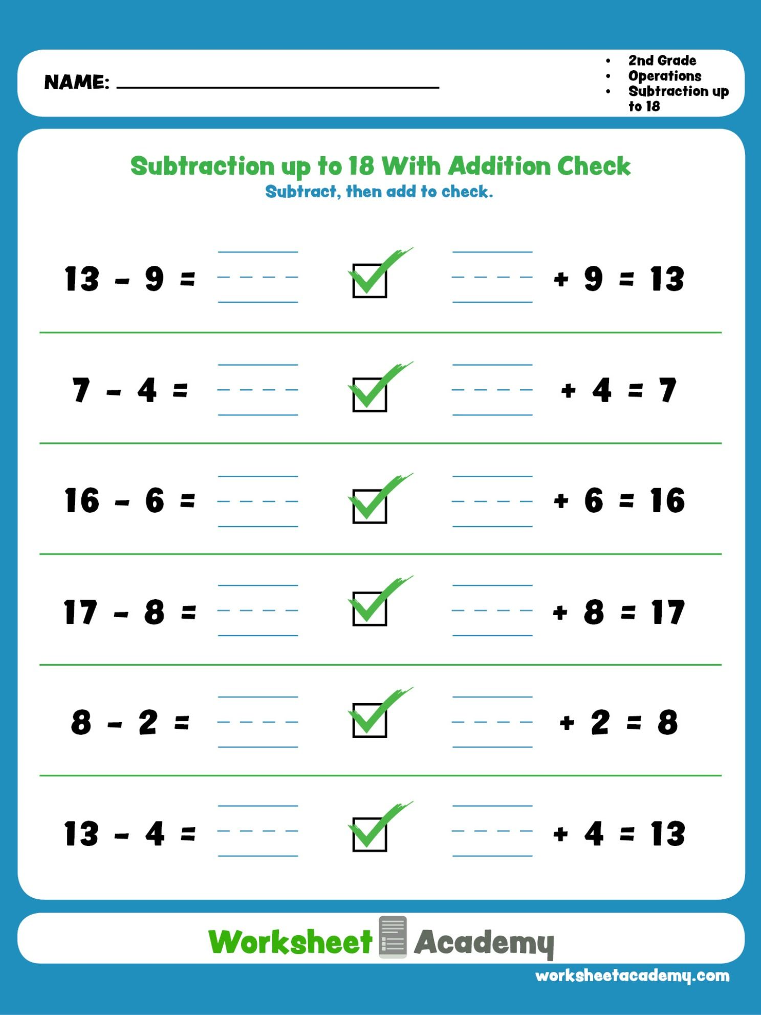 This Math Worksheet Helps The Student Understand
