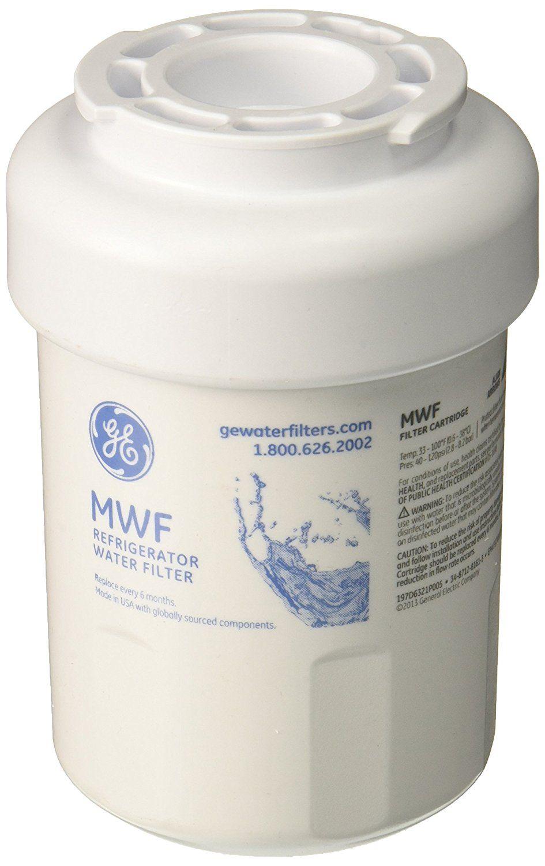 General Electric Mwf Refrigerator Water Filter Water Filter Refrigerator Water Filter Filters
