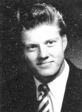 1954 Van Nuys high school yearbook from Robert Redford's senior year...TELL me he dosnt look like Chip Foose