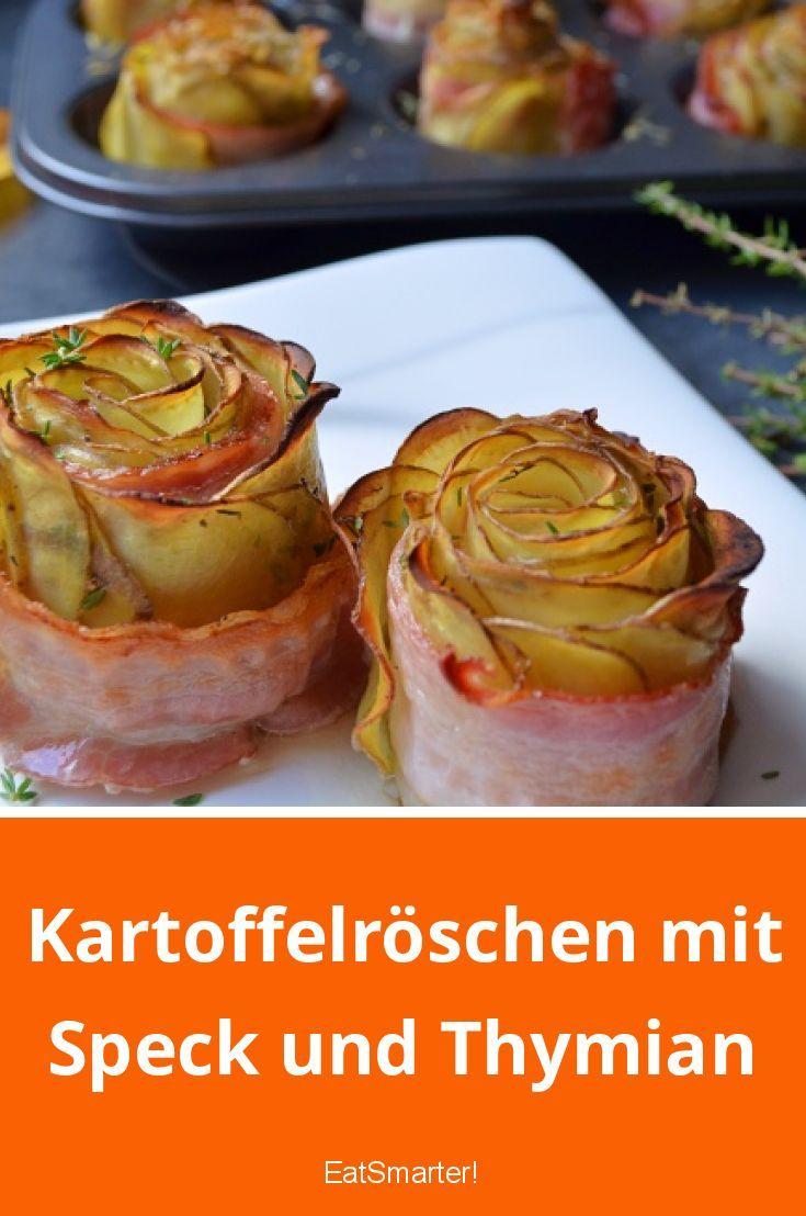 Lust auf diese hübschen Kartoffelrosen?