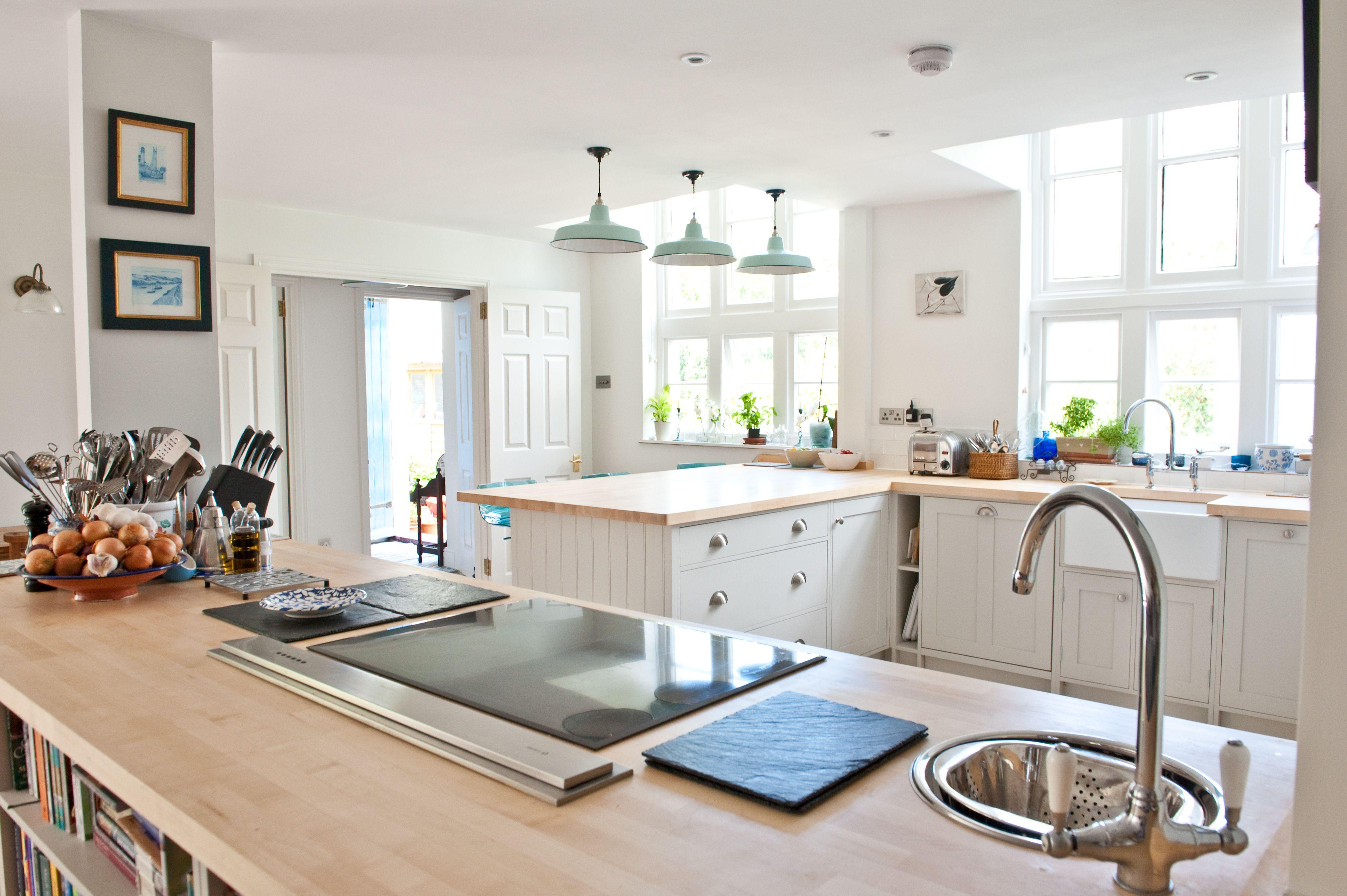 Pineland kitchens - beautiful units and worktops | kitchen ideas ...