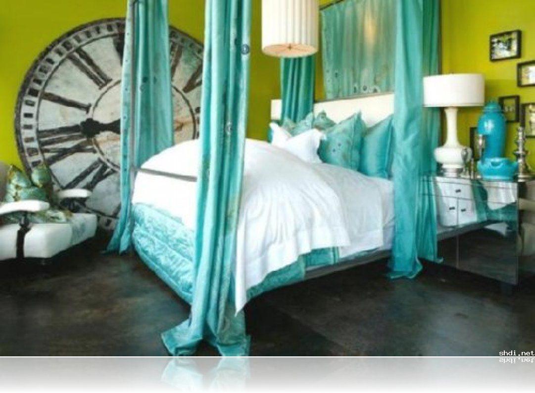 White And Turquoise Bedroom Black And Turquoise Bedroom Home Turquoise Black And White
