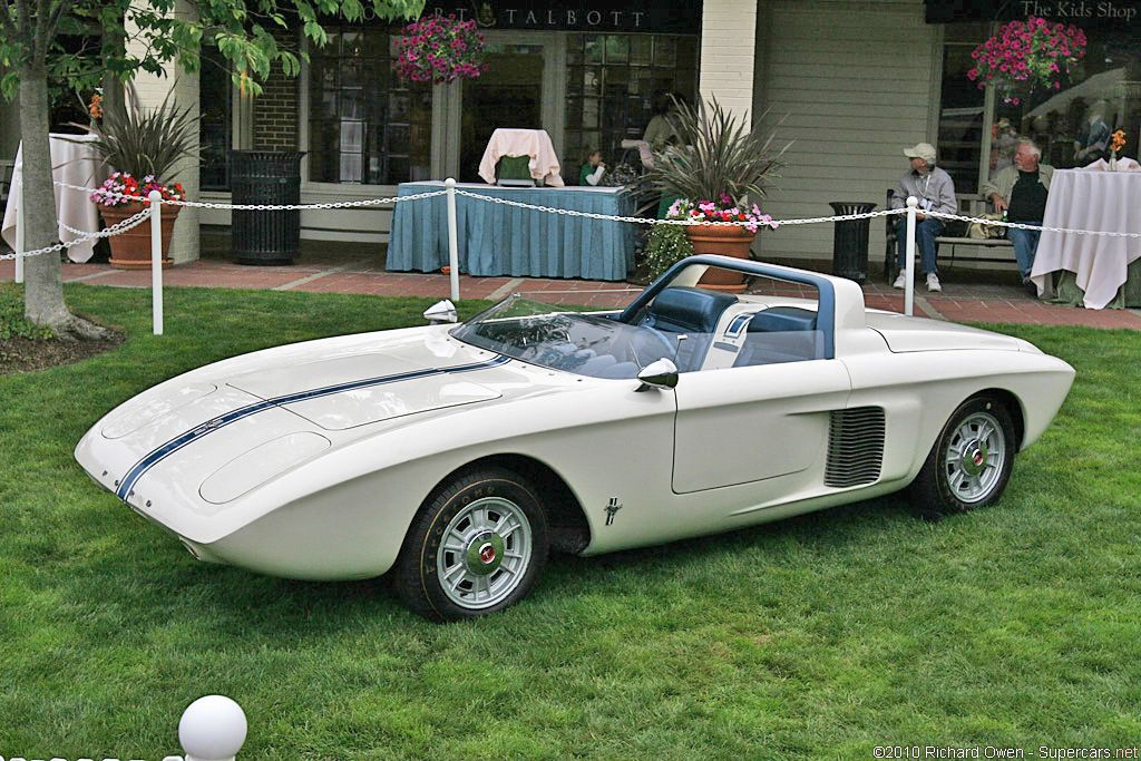 1964 mustang concept