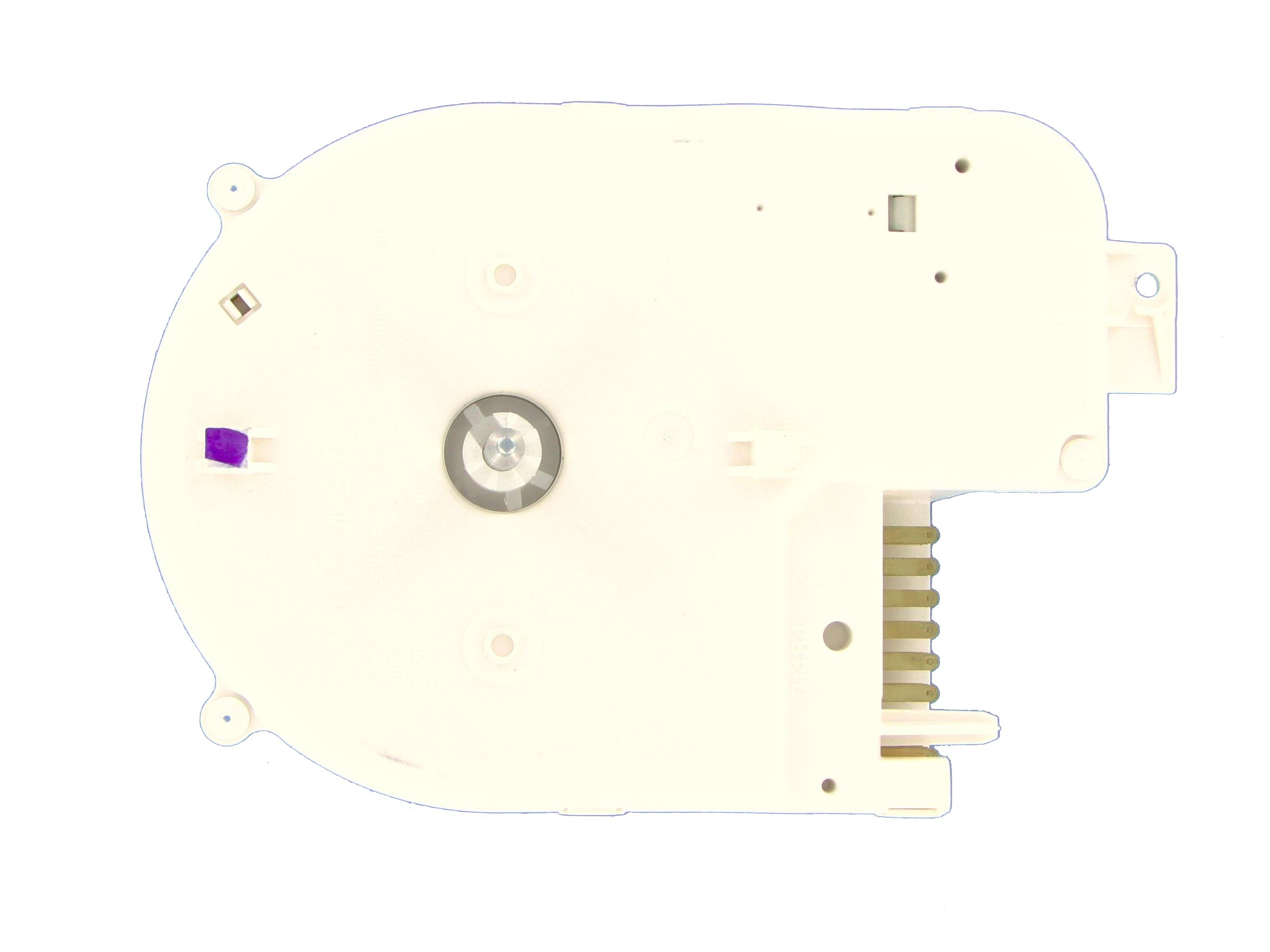 Ge     Hotpoint Wh12x10297 Laundry Washer Timer  With