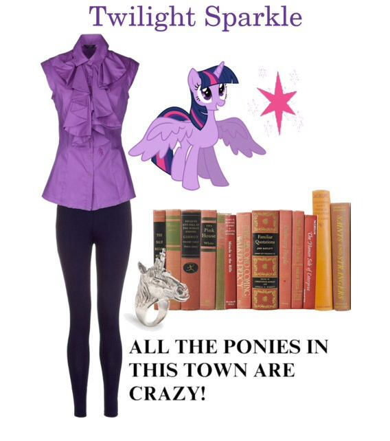 Twilight sparkle outfit