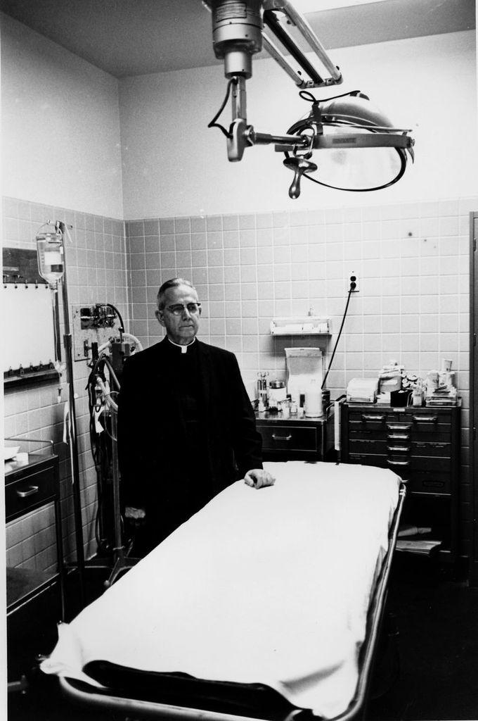 The Emergency Room Where Jfk Died 1963 President