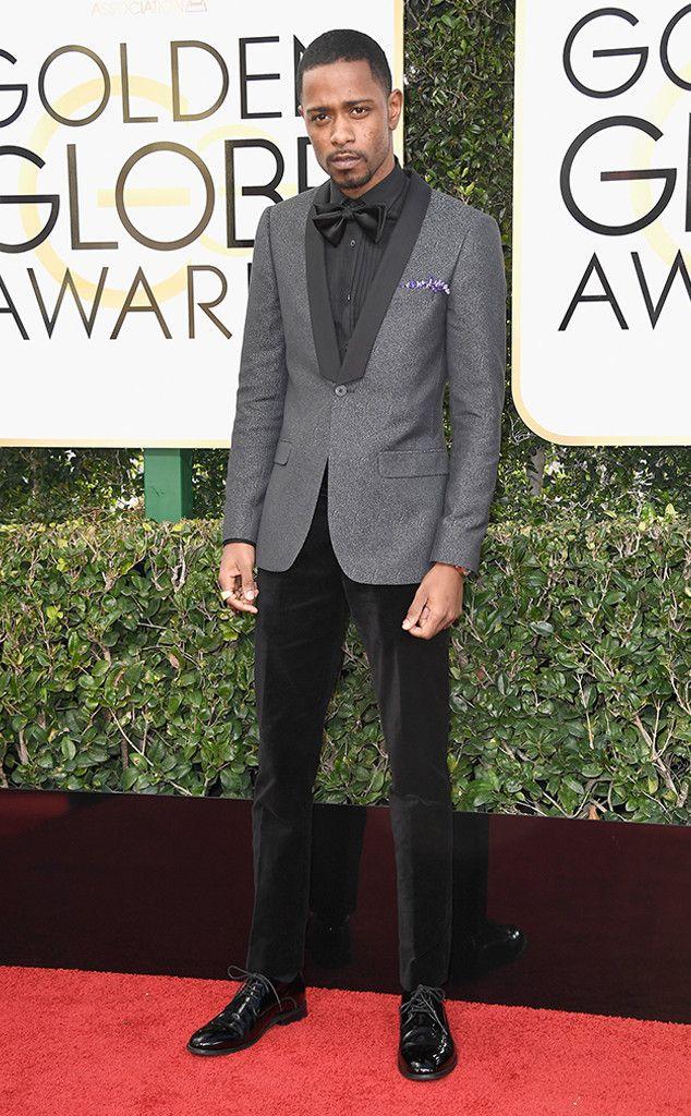 611689464 Confira como os homens mais estilosos do Golden Globe 2017, que foram  clicados no red carpet da premiação.