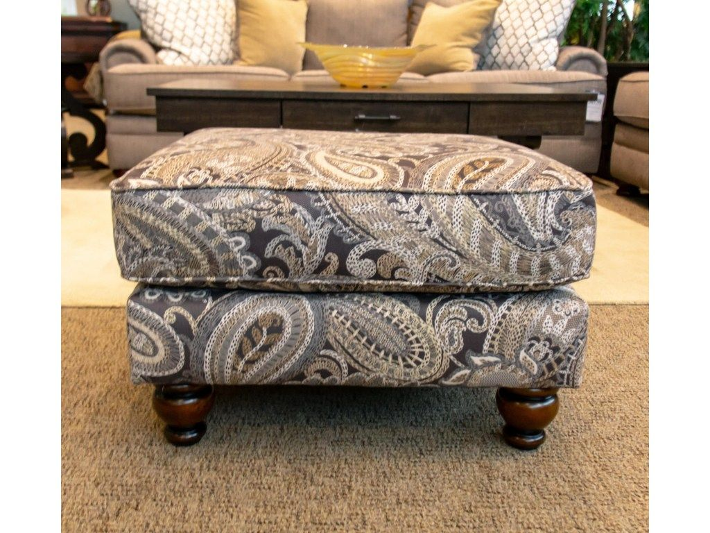 Incredible 2820 Capernicus Cobblestone Accent Ottoman By Fusion Beatyapartments Chair Design Images Beatyapartmentscom