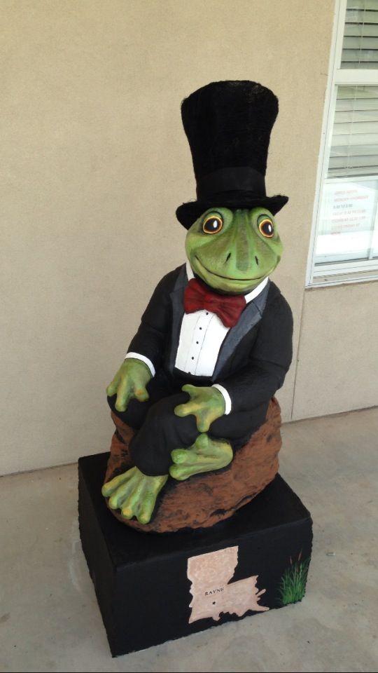 Housing Authority Frog