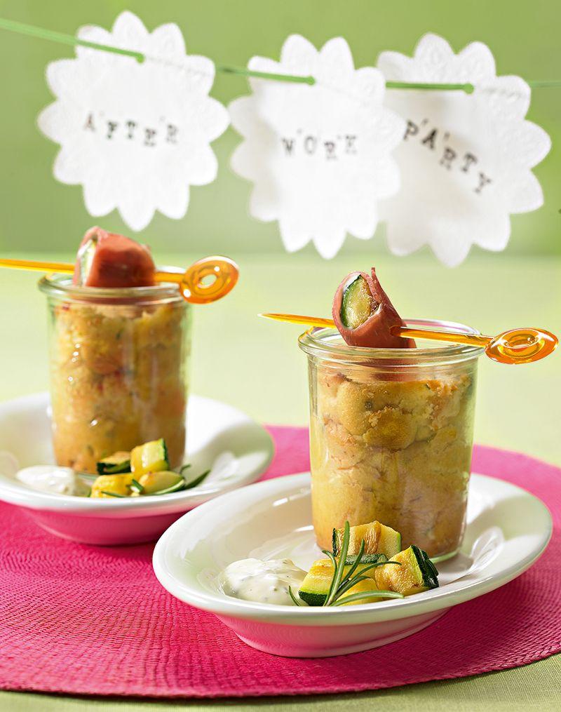Zucchini kuchen dr oetker
