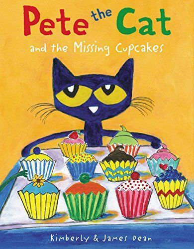Valentine's Day (or any other  celebration/party) Reading Activity: Pete the Cat and the Missing Cupcakes by James Dean http://www.amazon.com/dp/0062304348/ref=cm_sw_r_pi_dp_aMW7wb1QS9MQN