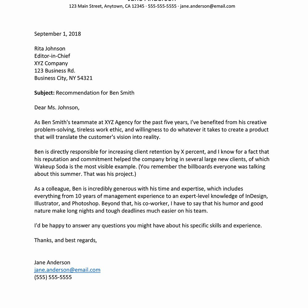24 Employment Letter Of Template in 2020