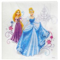"Disney Princess Paper Lunch Napkins, 13"", 20-ct. Packs"