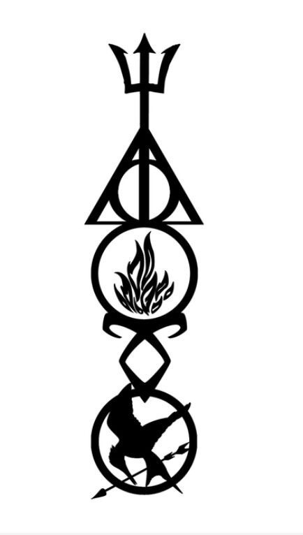 Percy Jackson|Harry Potter|Divergent|Mortal Instruments