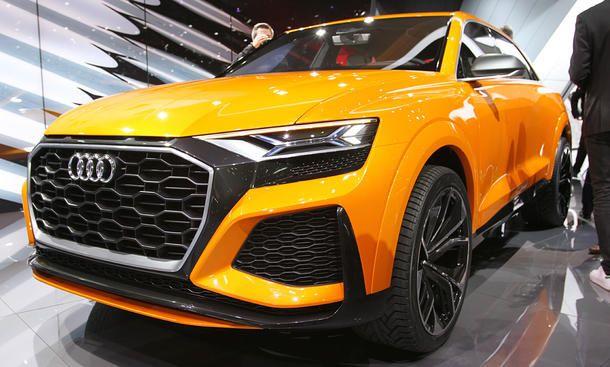 Audi Q8 4m 2018 Preis Marktstart Daten Neue Autos Audi Autozeitung
