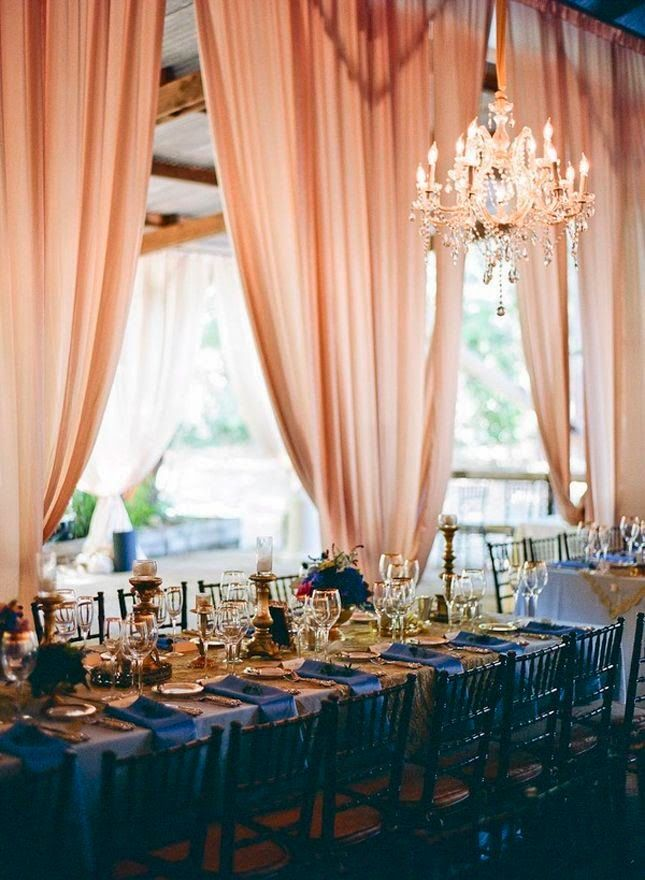 Combination of navy blue coral wedding table reception decor ideas combination of navy blue coral wedding table reception decor ideasg 645880 junglespirit Choice Image